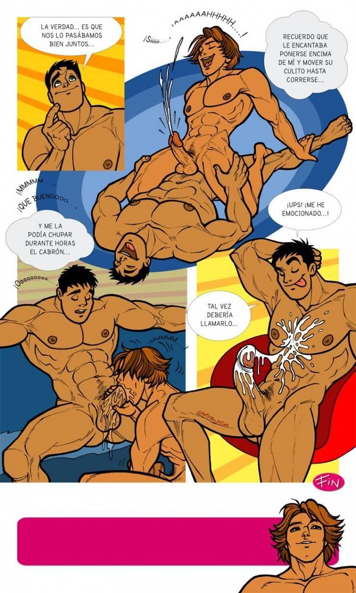 cock cartoon Big gay