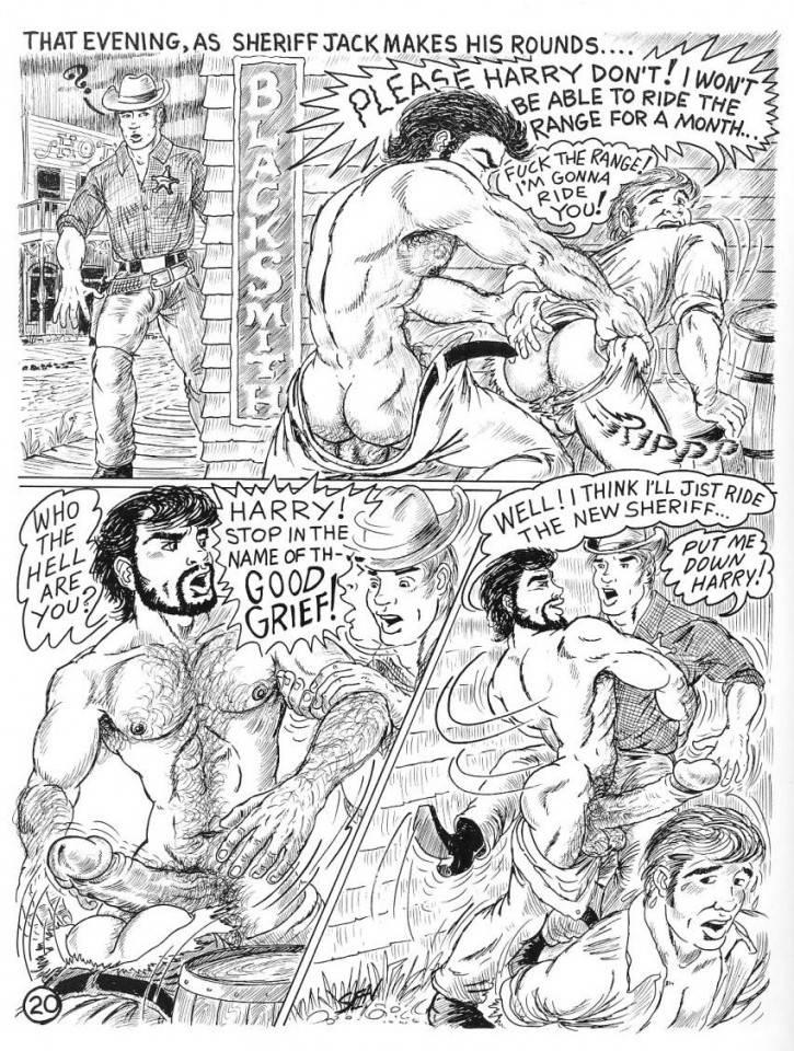Cartoon Porn Strips