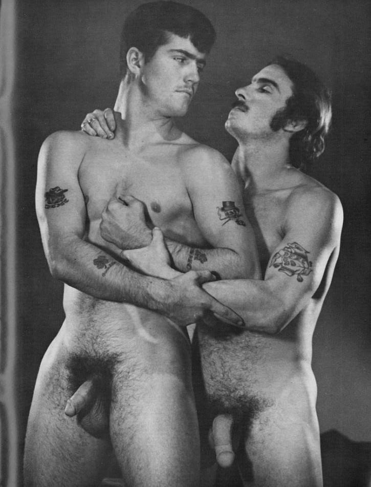 Its Been A While Vintage Beefcake Goodness 20 Shots  Daily Squirt-9923