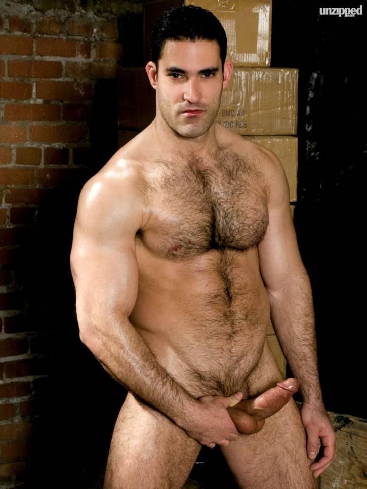 Big thighs gay men