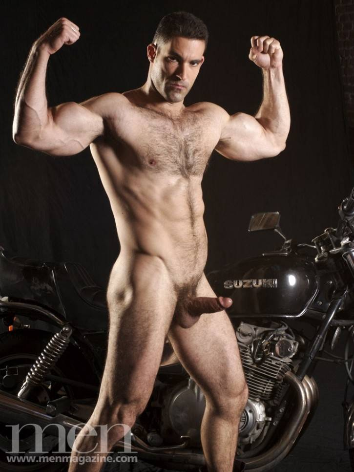 Roman Ragazzi, Former Israeli Military Trainer And Gay Porn Star Found Dead Of Apparent Suicide  Daily Squirt-8878