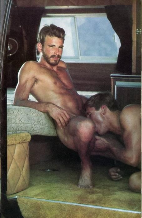 Al parker fucks bob blount vintage gay porn 5