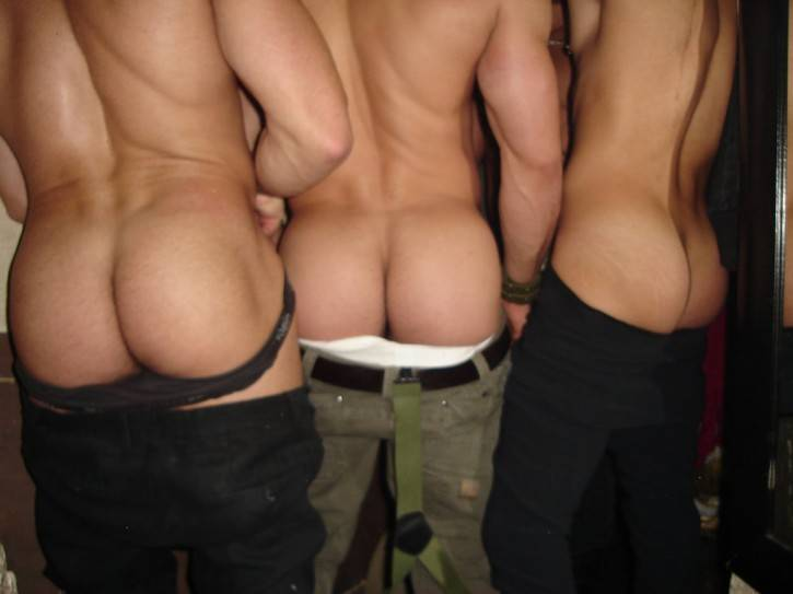 Bubble Butt Men