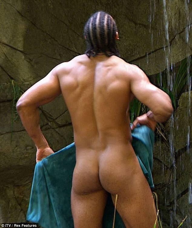 naked wwe male
