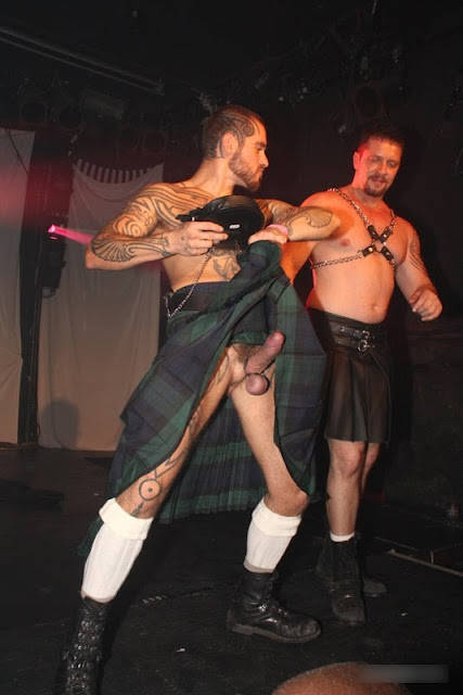 sexy scottish men