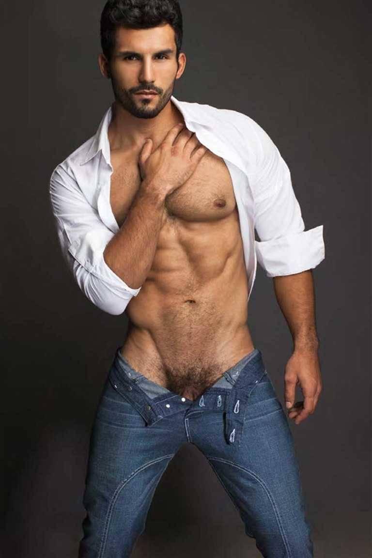 Ummmm Wow Model Joey Jose Parra  Daily Squirt-5953