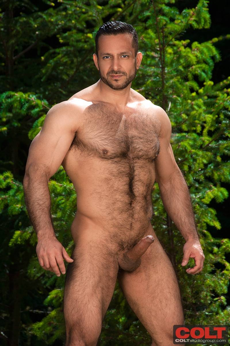 Model Of The Day Adam Champ  Daily Squirt-3758