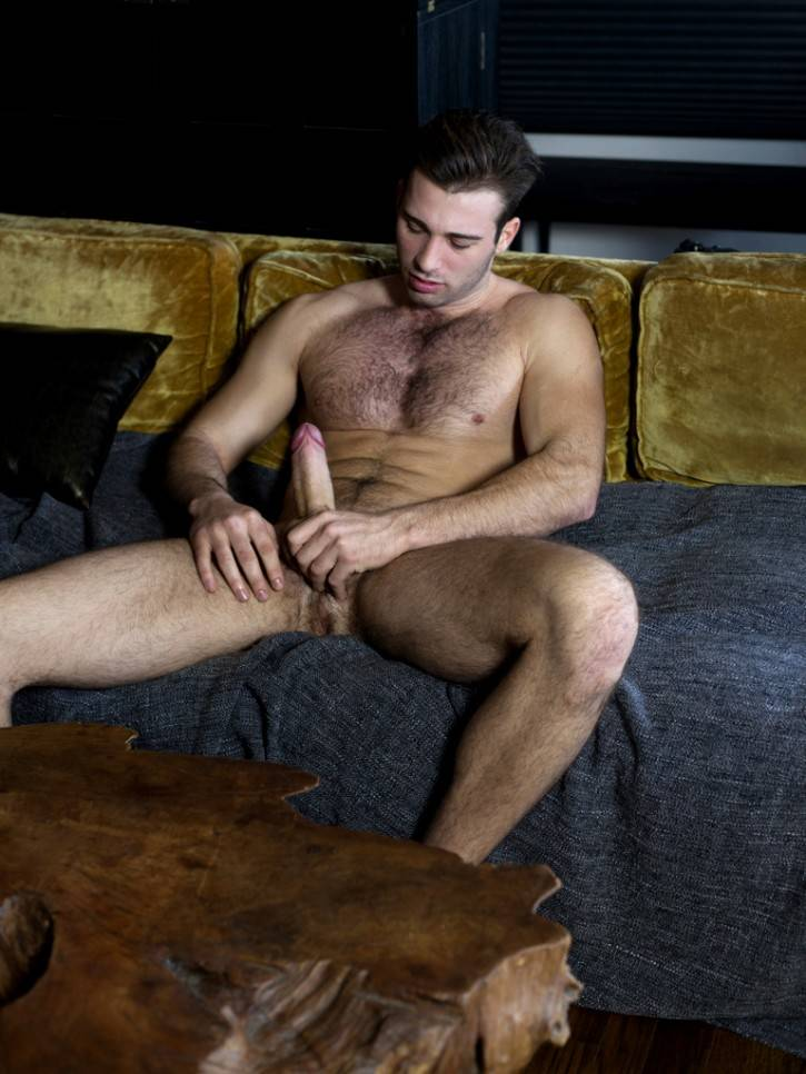 Model Of The Day Jarec Wentworth  Daily Squirt-5049