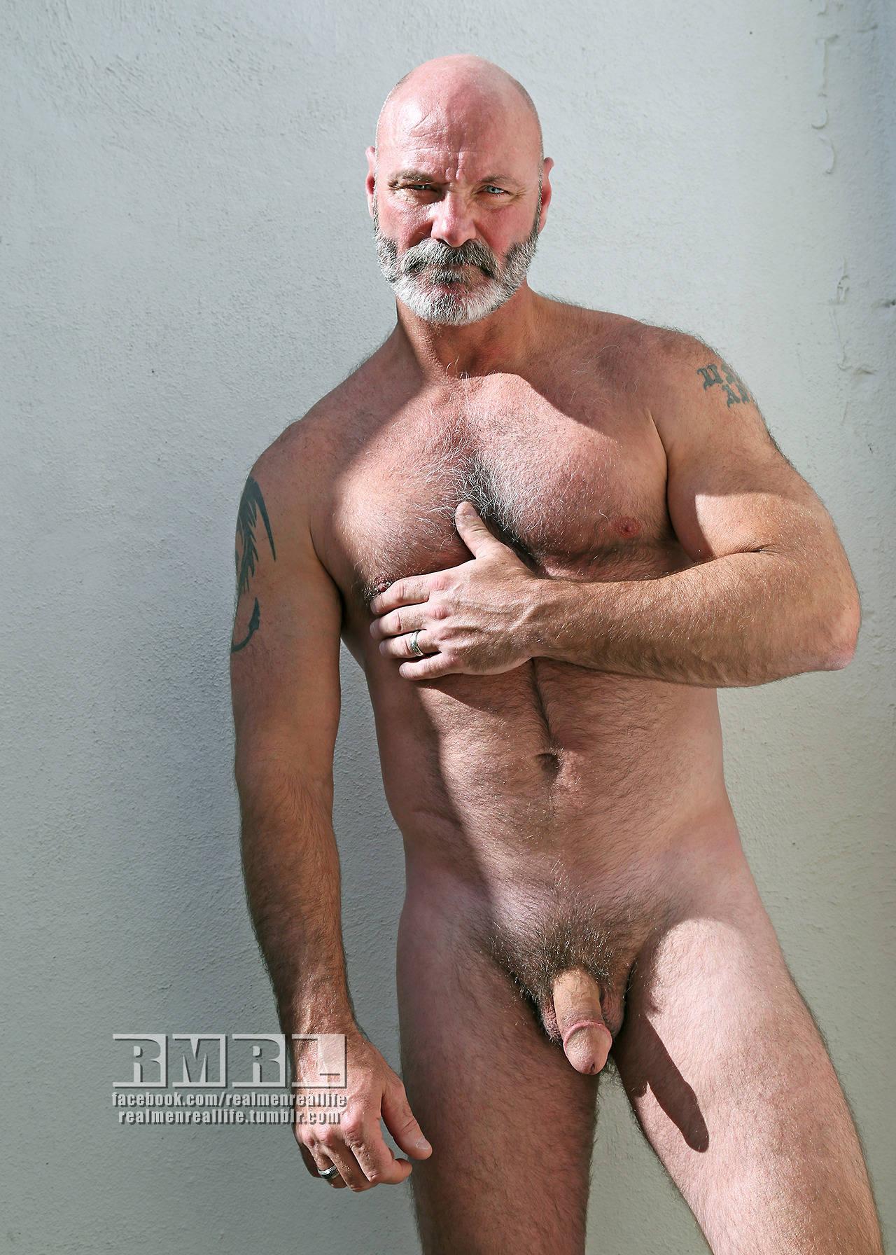 Men hairy over 50 gay