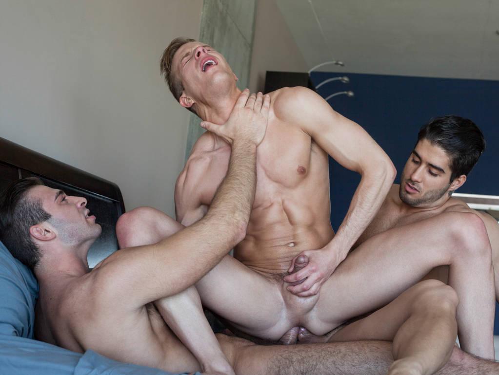 double Gay fuck porn