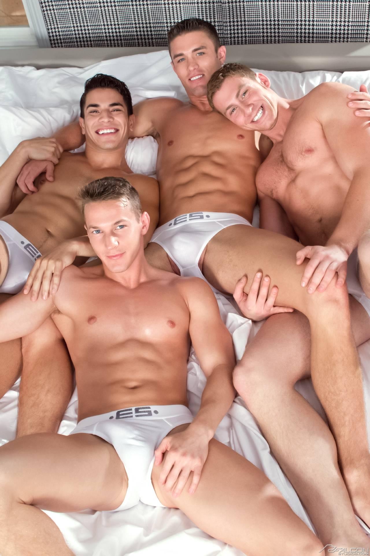 foursome orgy