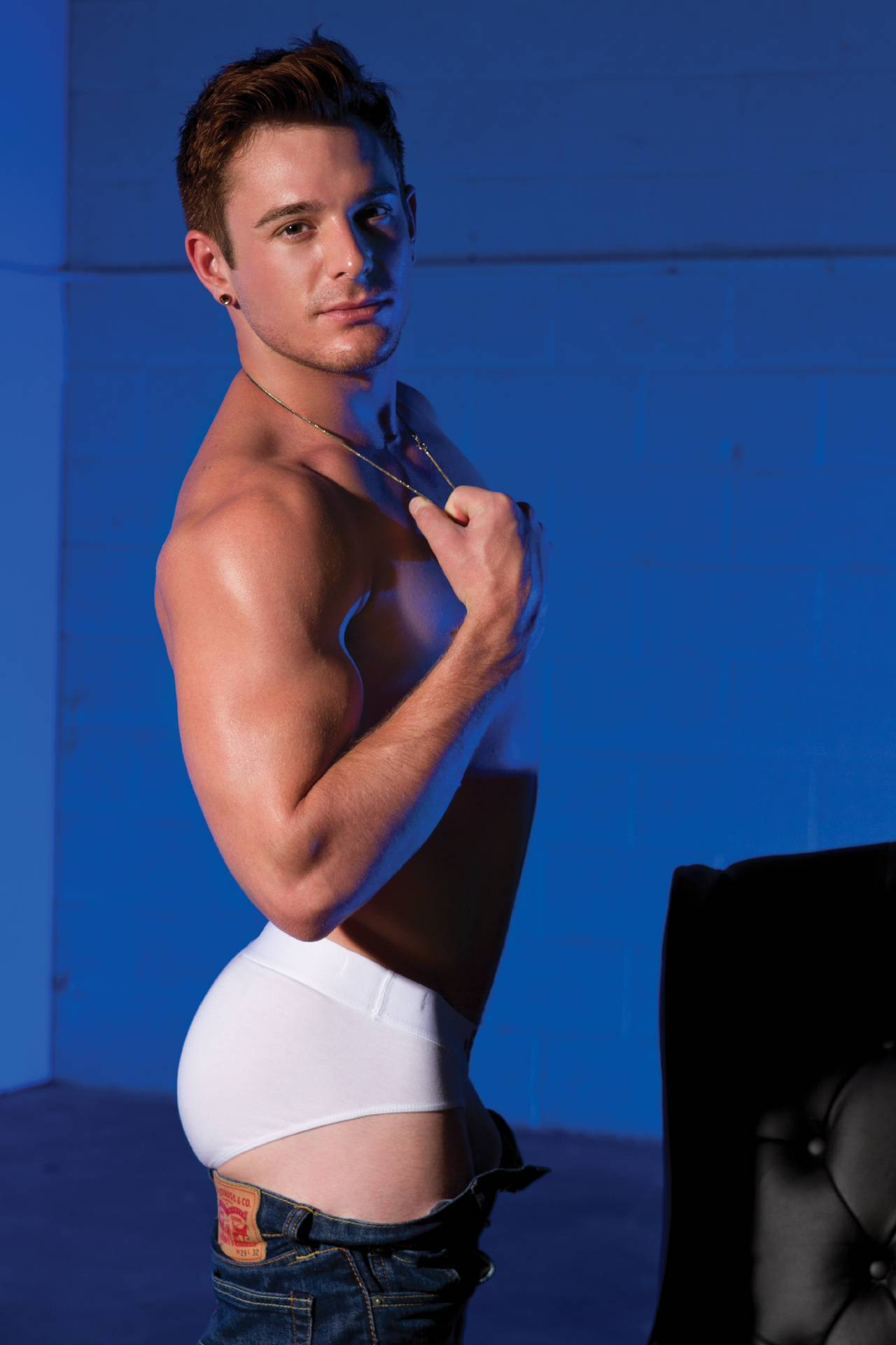 Model Of The Day Brent Corrigan  Falcon Studios  Daily Squirt-1948