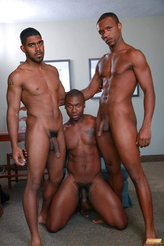 Who Would You Choose Damian Brooks, Andre Donovan Or Xl  Daily Squirt-6992