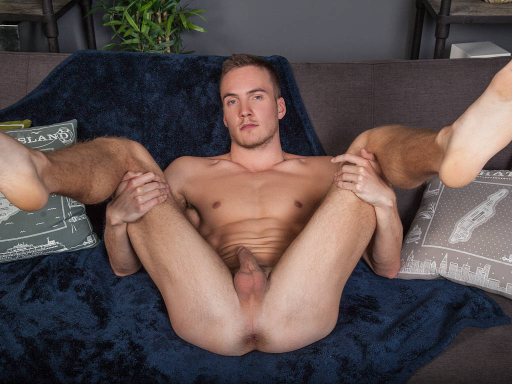 Zack Norris And His Delectable Cock  Seductive Hole -3729