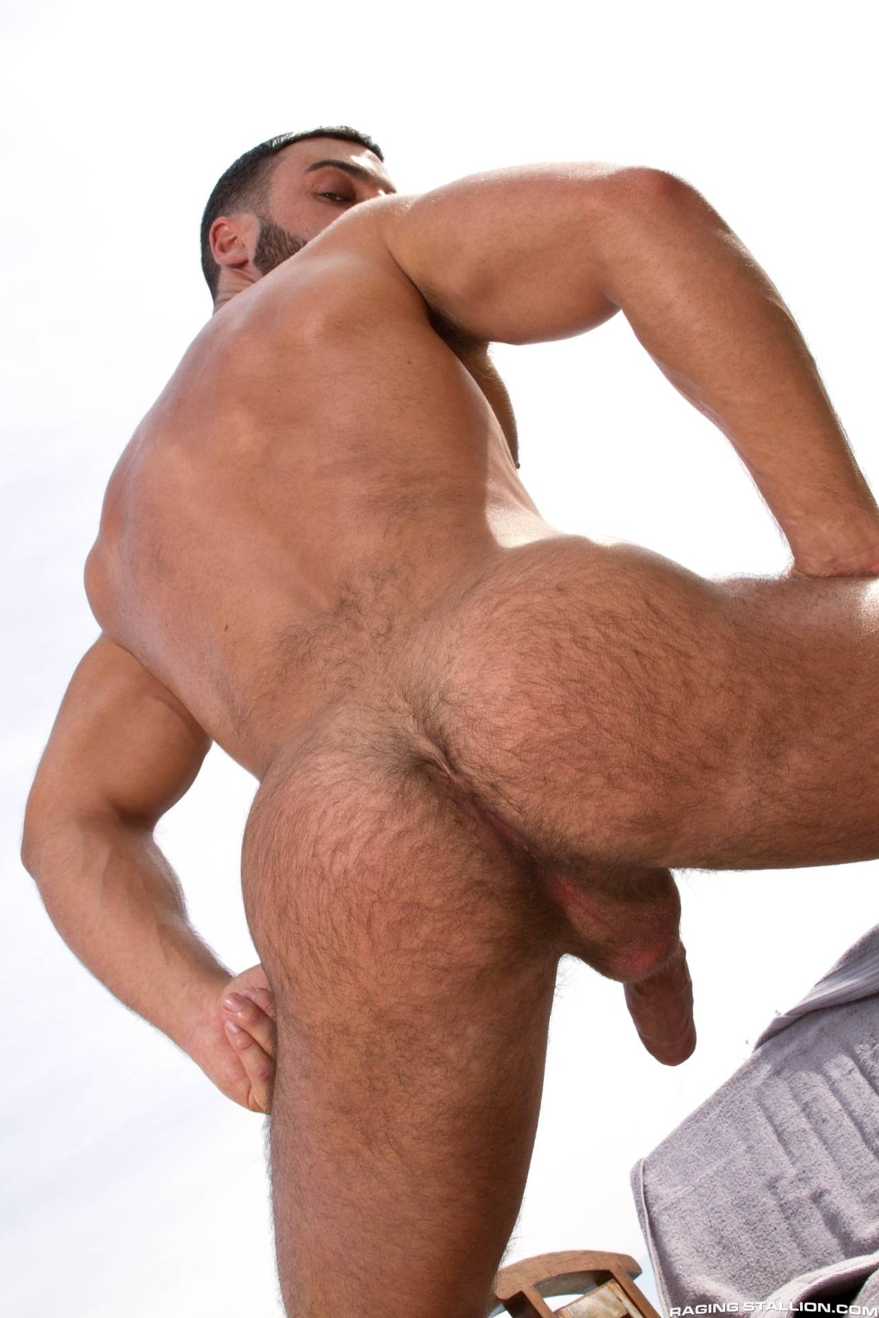 Just A Little Taste Of Dario Beck  Daily Squirt-6191