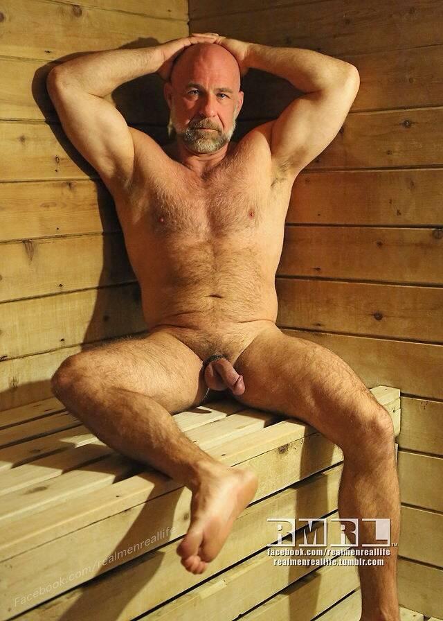 mature sauna bite large gay
