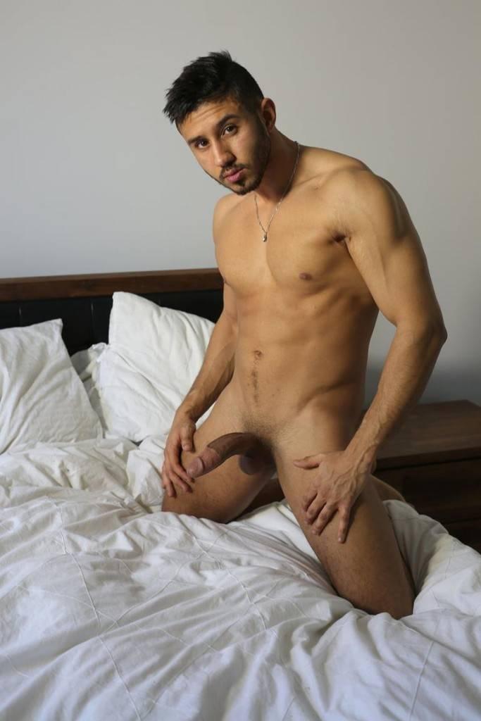 Modèles Masculins Arabes Nus