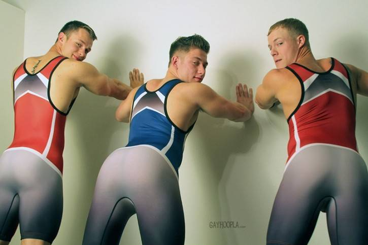 Olympics Boner Gold Men In And Out Of Singlets Are The -9685