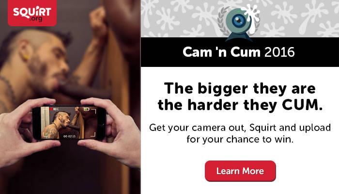 Squirt.org Cam 'n Cum