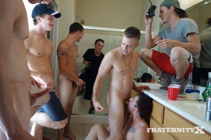 Gay Frat porn