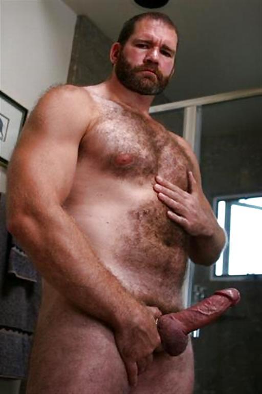 Hairy bear porn