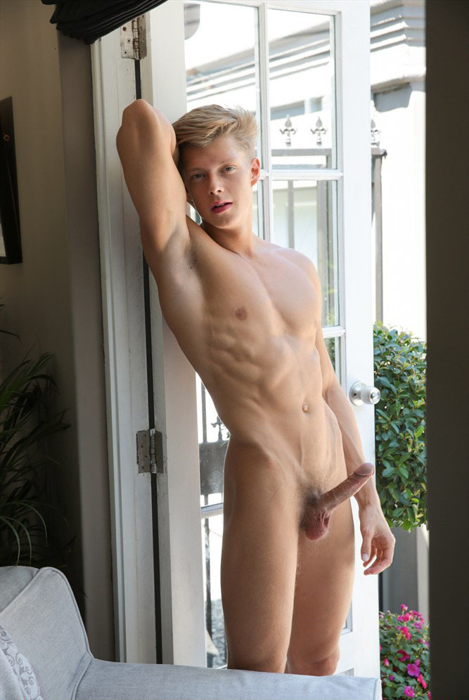 Model Of The Day Christian Lundgren  Bel Ami  Daily Squirt-8823